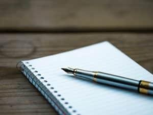 Schrijf je dromen op