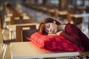 Powernap in college