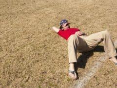 Slapen op de grond