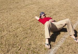 Slapen Op Grond : Op de grond slapen voor je paleo dieet is géén goed idee
