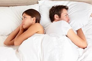 Slapen op de zij