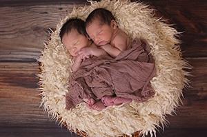 Tweeling baby