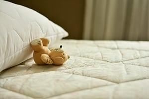 Slapen in een koude kamer