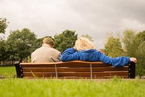 Mensen van middelbare leeftijd slapen korter