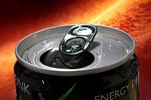 Monster Energy blikje