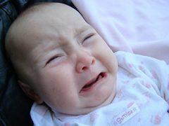 Slaapproblemen baby