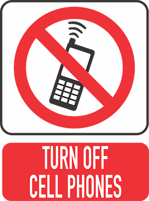 Smartphone uit
