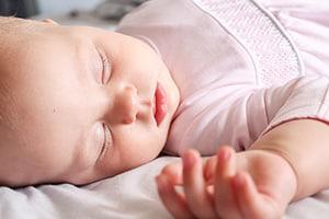 Baby slaapproblemen oplossen