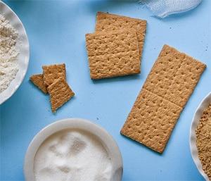 Volkoren crackers
