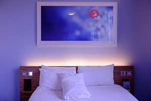 Kleur Voor Slaapkamer : Levis kleur van het jaar een plek om te denken slaapkamer