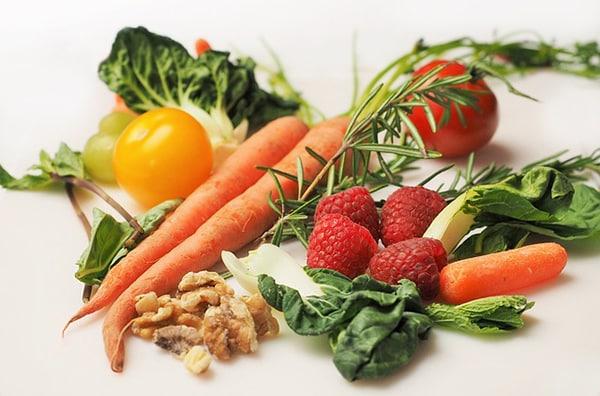 Groente eten