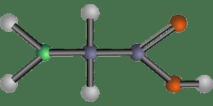 Aminozuur glycine