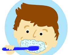 Tandenpoetsen kan je slaap verpesten!