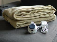 Redenen waarom je niet onder een elektrische deken moet slapen!