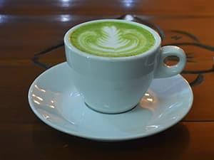Groene koffie beter slapen