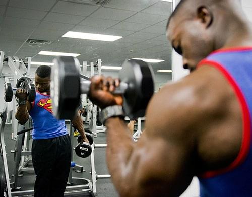 Hüttenkäse voor bodybuilding