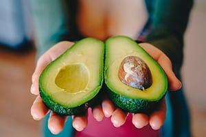 Avocado voor een lager cholesterol