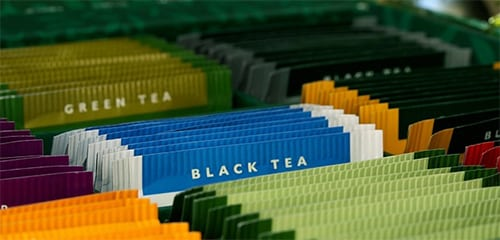 Black tea, zwarte thee