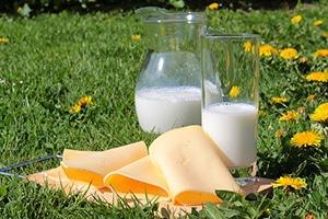 Calcium kalk melk