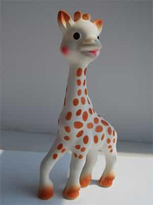 Sophie de Giraffe bijtring