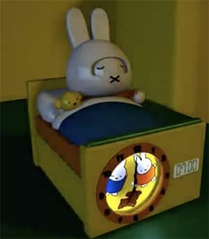Nijntje slaaptrainer ochtend