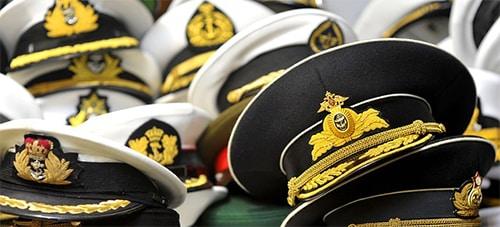 Piloten van de Amerikaanse marine vallen snel in slaap