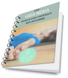 Online Yoga Nidra programma cover