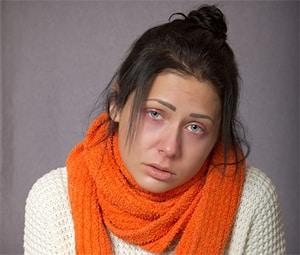 Buikpijn door verkoudheid
