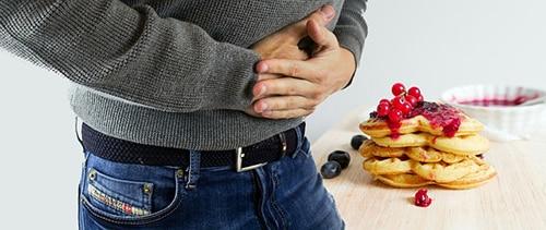 Wakker worden met buikpijn