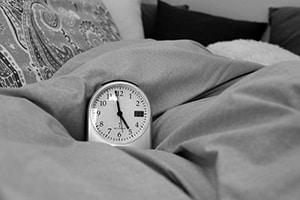 Hoe snel is té snel in slaap vallen?