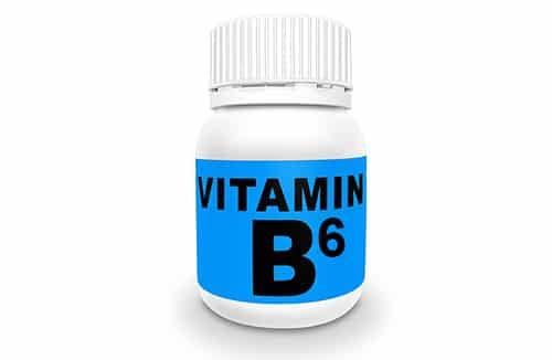 Vitamine B6 en slapen