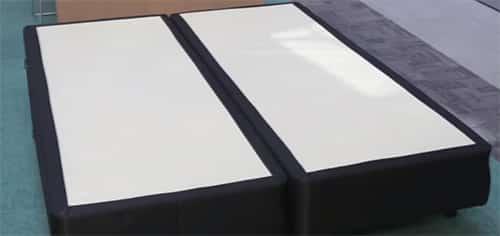 Boxspring zonder matras