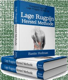 Lage Rugpijn Herstel Methode cover