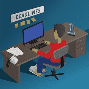 Stress en werkdruk zorgen voor slapeloosheid
