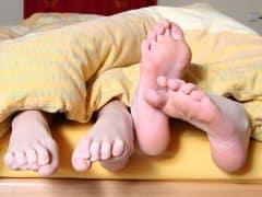 Leer beter slapen met je bedpartner!