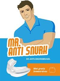 Mr. Anti Snurk Beugel cover