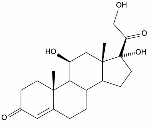 Cortisol formule
