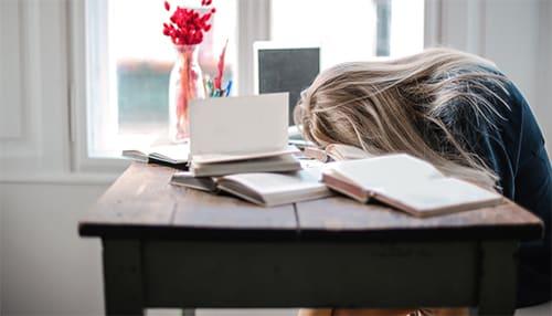 Je wordt minder intelligent door slapeloosheid
