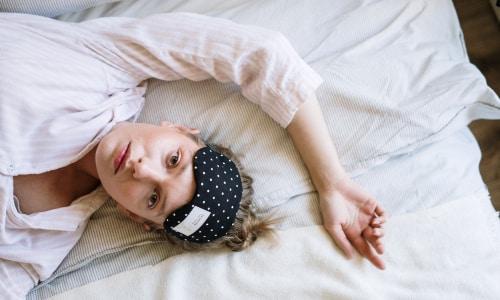 Voordelen van slapen met een slaapmasker