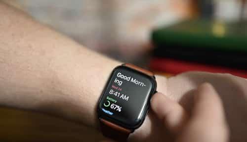 Apple Watch slaaptracker betrouwbaar