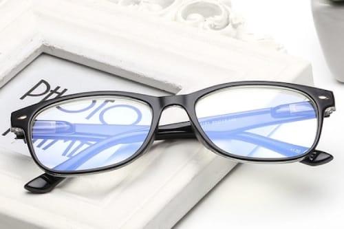 Blauw licht bril